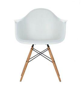 Eames, stol, VItra DAW m ahorn
