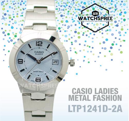 1 of 1 - Casio Women's Classic Series Watch LTP1241D-2A