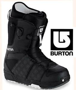 Escuchando florero permanecer  Botas De Snowboard Burton Moto Pie de imprenta calor moldeables Liner  velocidad de encaje 29.5 hombres 11.5 | eBay