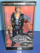Harley-Davidson Ken #2 2000 Barbie Collectible Collector Doll NIB
