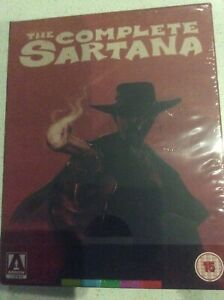Sealed-The-Complete-Sartana-5-blu-ray-collection-book-Spaghetti-Westerns