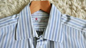 Turnbull-Asser-Excluisve-Collection-Poplin-Grey-White-Stripe-Cotton-Shirt-16