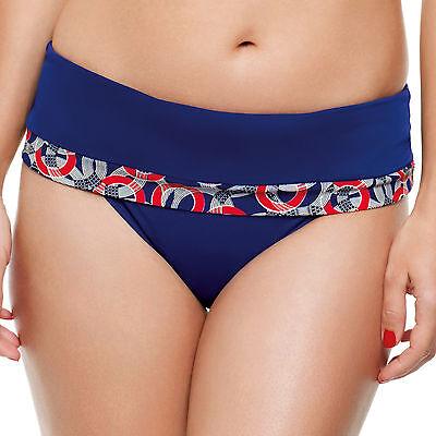 Panache Marisa Fold Bikini Pant Bottoms SW0817 New Womens Swimwear