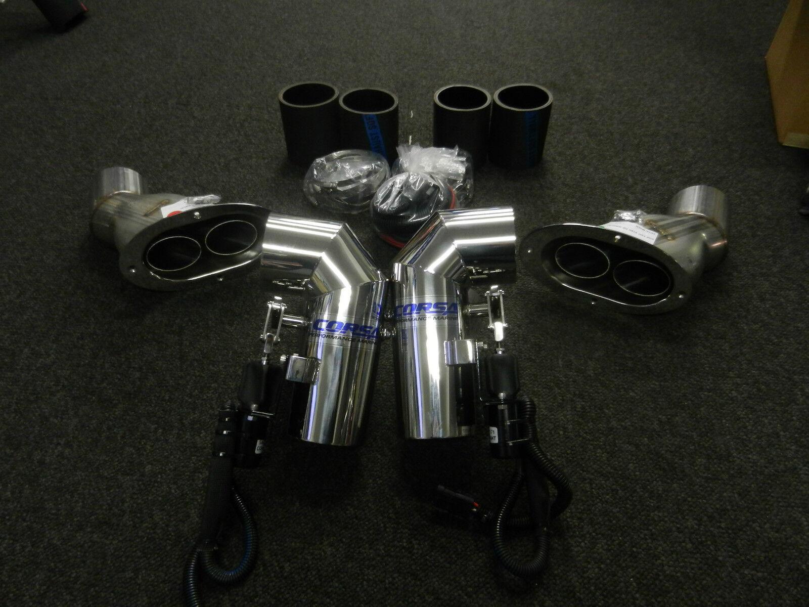 MerCruiser Corsa Performance Auspuffumschaltung