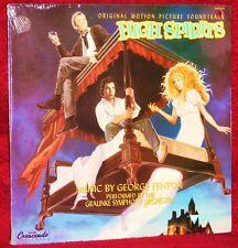 OST LP HIGH SPIRITS GEORGE FENTON 1988 GNP CRESCENDO SEALED MINT