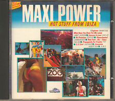 Maxi Power CD HUBERT KAH, ICEHOUSE, KISSING THE PINK, LAID BACK