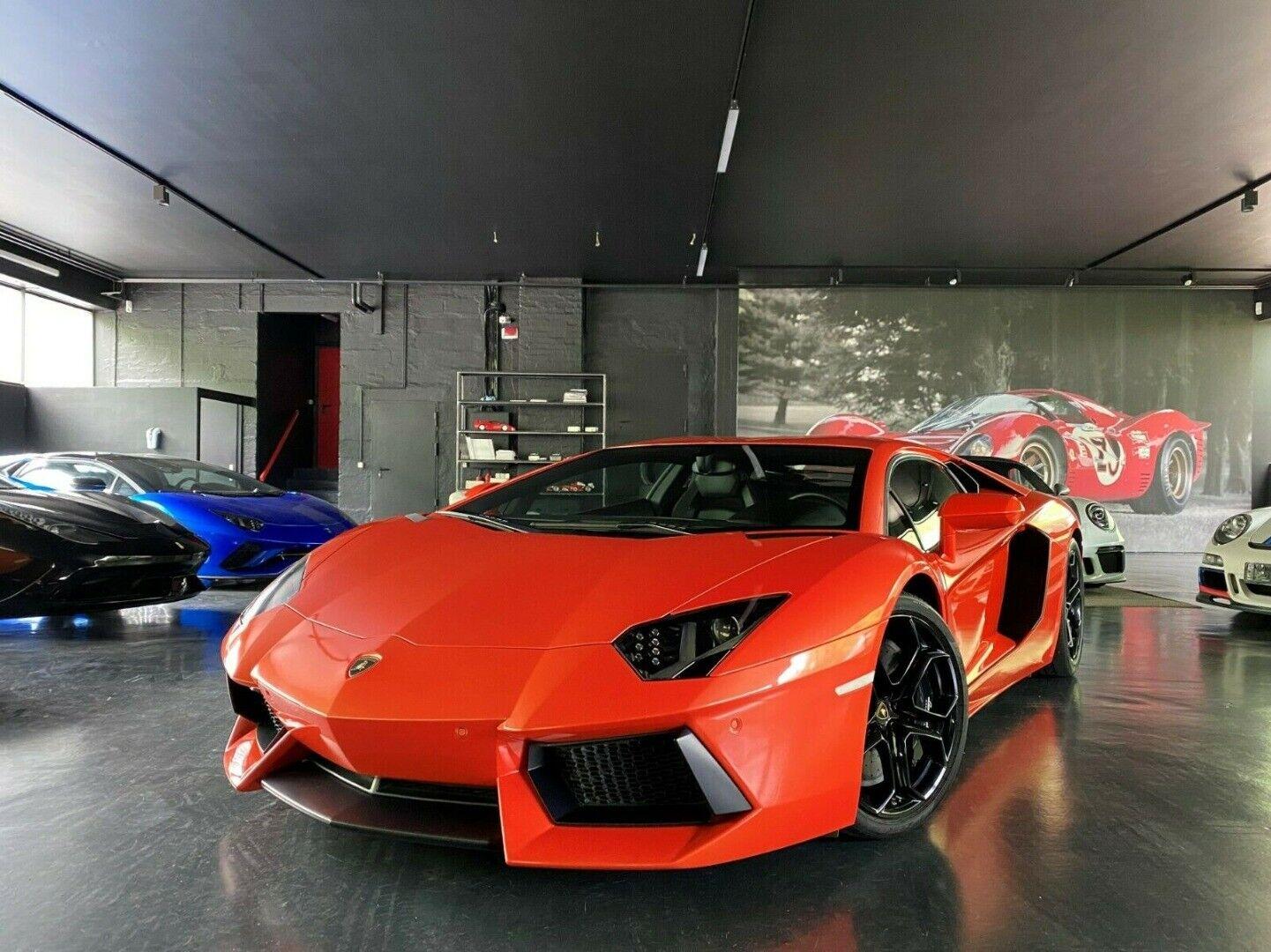 Lamborghini - Aventador