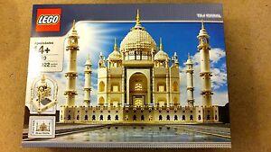 Lego-10189-Taj-Mahal-NEW-amp-SEALED