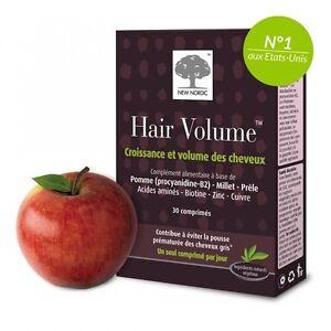 New Nordic Hair Volume Health Vitamin Supplement Nails ...