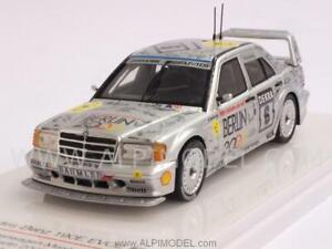 Mercedes 190e Evo2 Amg Berlin 2000 Dtm 1992 Keke Ros 1:43 Truescale Tsm124351