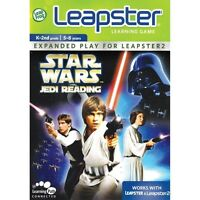 Leapster Learning Game Star Wars Jedi Reading on sale