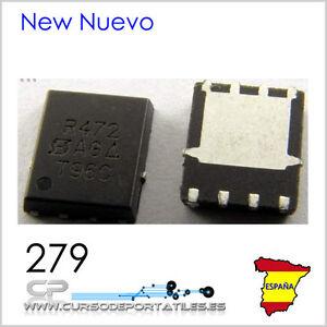 1 Unidad SIR472DP SIR472 R472DP R472 MOSFET YmtwiAcc-09164153-383656584