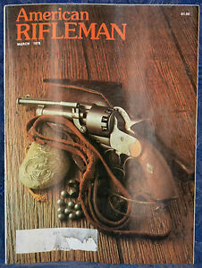 Vintage-Magazine-American-Rifleman-MARCH-1978-BROWNING-BAR-and-BPR-RIFLES-2