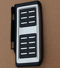 VW Touran Typ 5T original R-Line Edelstahl Fußstütze Pedale Ablage Auflage