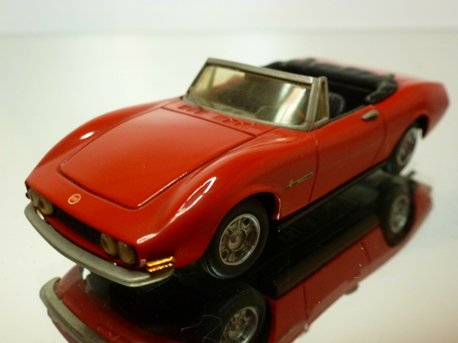 REPLICARS 103 FIAT DINO SPIDER - rouge 1 43 - VERY GOOD CONDITION - 1