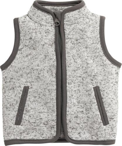Playshoes Strick-Fleece-Weste Polyester Ökotex