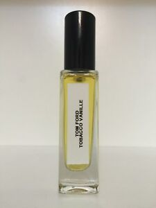 Tom Ford Tobacco Vanille Unisex Parfum Travel Size Free 4 Ml