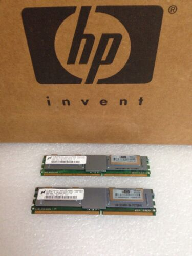 HP 397413-B21//398707-051 4gb PC2 5300 memory kit 2X2gb