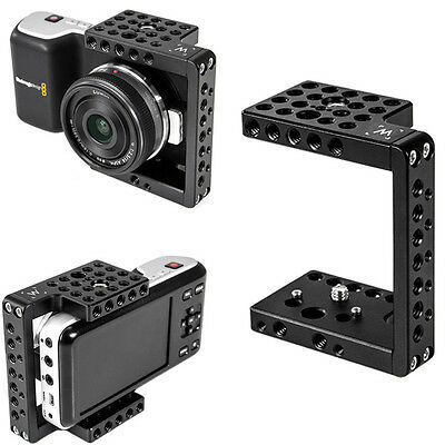 Wooden Camera Cage for Blackmagic Pocket Cinema Camera WC-168800
