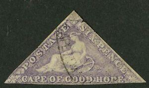Cape-of-Good-Hope-1863-64-Scott-14-USED
