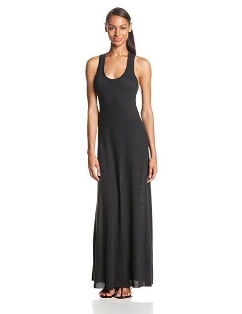 Alternative Apparel 1968 Women S Eco Jersey Maxi Dress Xl Eco True