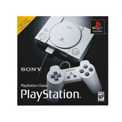 PlayStation-Classic-Console