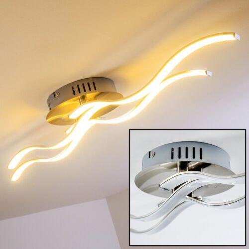 Design LED Deckenleuchte Flur Küchen Leuchten Deckenlampe Zimmer Lampe Strahler