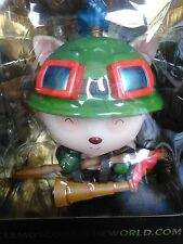 READ League of Legends Teemo Scouts The World Statue EXTREMELY RARE Riot Games