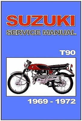 YAMAHA Workshop Manual RT1 RT2 RT3 /& DT360 1970 1971 1972 /& 1973 Service Repair