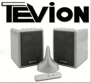 TEVION-FLS292-Designer-FUNK-Lautsprecher-AKTIV-2-gt-Wege-HiFi-Boxen-2-4GHZ-100m-31