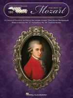 The Best Of Mozart Sheet Music E-z Play Today Book 000149881
