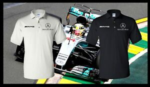 Mercedes-Benz-Polo-shirt-AMG-automotive-racing-DTM-QUALITY-F1