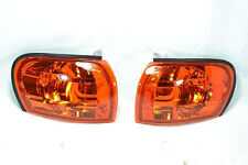 1 Set - (New) for SUBARU IMPREZA GC8 CC8A 1995-2000 Corner Lights Lamps - Yellow