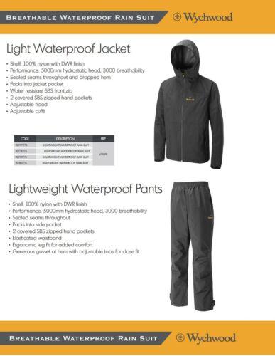 AGATHA Pluie Costume Two Piece Rain Suit Light Waterproof Storm respirant