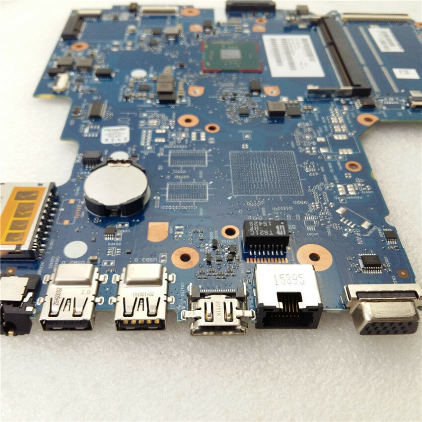 For HP Pavilion 14 14-AC Motherboard w// N3700 6050A2730601-MB-A01 814052-601