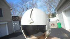 HGU Gentex Flight Helmet Size Large Single Visor