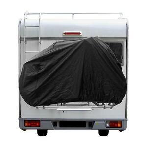 fahrradschutzh lle f r 2 fahrr de bike cover wohnmobile. Black Bedroom Furniture Sets. Home Design Ideas