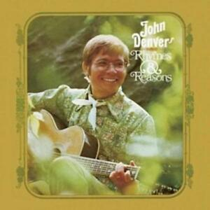 NEW CD Album John Denver  Rhymes amp Reasons Mini LP Style Card Case - <span itemprop=availableAtOrFrom>High Wycombe, United Kingdom</span> - NEW CD Album John Denver  Rhymes amp Reasons Mini LP Style Card Case - High Wycombe, United Kingdom