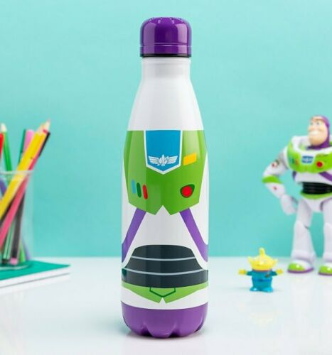 Official Disney Toy Story Buzz Lightyear Metal Water Bottle from Funko