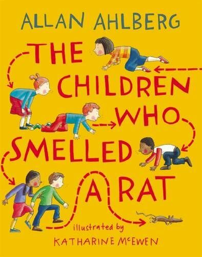 The Children Who Smelled a Rat (The Gaskitts) By Allan Ahlberg, Katharine McEwe