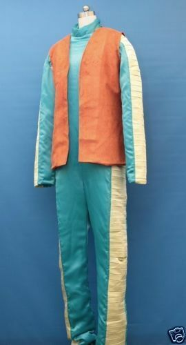 Details about  /Star Wars Greedo Cosplay Costume Custom Made