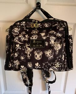 Details About Ju Be X Tokidoki King S Court Bff Backpack Diaper Bag W Changing Pad