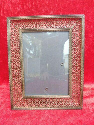 Fotorahmen Sehr schöner Bilderrahmen Haffke Bronze 19,2cm x 15,2cm