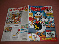 MICKY MAUS***COMIC***HEFT***NR.36 VOM 31.08.2012 + POSTER***!!!***
