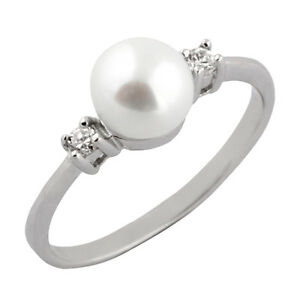 Fancy-Sterling-Silver-ring-with-freshwater-pearl-and-CZ-RS-10