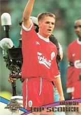 Merlin's Premier Gold 2000 Michael Owen A10 'Top Scorer' Liverpool FC - England