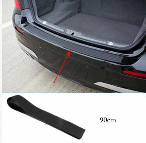 "Car SUV Door Sill Guard Body Bumper Scratch Protector Rubber Pad Cover Trim 35/"""