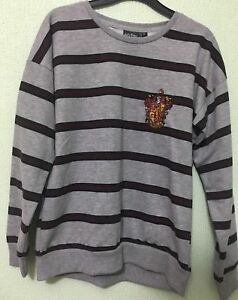 Top Strisce Grifondoro Potter Maglione Donna A Harry Bambina Felpa 6ImbfyY7vg