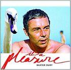 Baxter Dury It's a Pleasure LP Vinyl 2014 33rpm