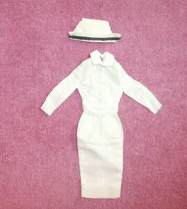 Vintage Barbie Clothes Vintage Barbie 991 Registered Nurse Dress And Hat Ebay
